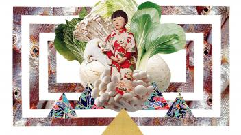 Artwork: Eryn Kimura, Steal My Fruit, But What About My Soil?, 2016