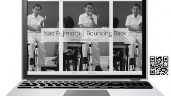 """Isao Fujimoto: Bouncing Back"" biographical timeline website"